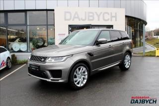 Land Rover Range Rover Sport 3,0 SDV6 HSE DYNAMIC