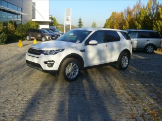 Land Rover Discovery Sport 2,0 TD4 9-AT 150PS SE MY17