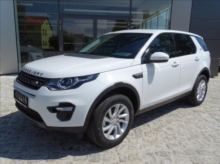 Land Rover Discovery Sport 2,0 TD4 180PS SE MY17