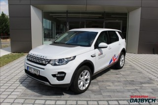 Land Rover Discovery Sport 2,0 TD4 HSE