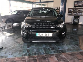 Land Rover Discovery Sport 2,0 TD4 AT 150PS PURE MY2017