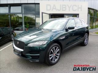 Jaguar F-Pace 2,0 25D PORTFOLIO