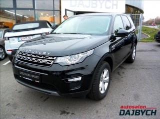 Land Rover Discovery Sport 2,0 TD4 180PS SE