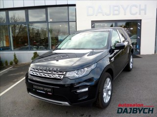 Land Rover Discovery Sport 2,0 TD4 180PS HSE