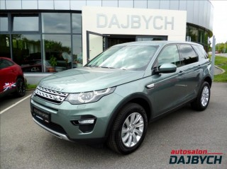 Land Rover Discovery Sport 2,0 TD4 150PS HSE 16.5