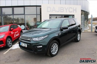 Land Rover Discovery Sport 2,0 TD4 150k PURE