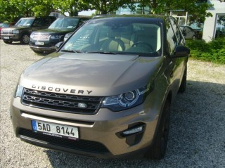 Land Rover Discovery Sport 2,0 TD4 AT HSE 2016MY